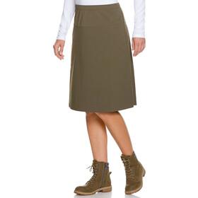 Tatonka Tori - Vestidos y faldas Mujer - verde